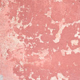 Old painted wall as abstract background. Outdoor photo of old shabby painted wall as abstract texture background Royalty Free Stock Image