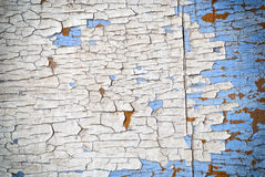 Old painted wall Royalty Free Stock Images