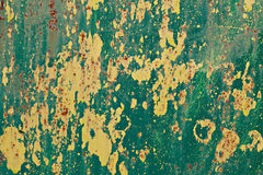 Old painted wall texture Royalty Free Stock Photography