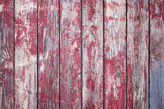 Old Painted Wood Background Royalty Free Stock Image