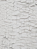 Old painted wood background. Old painted white wooden board background Stock Photo