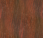 Old painted wood with chipped red paint. Royalty Free Stock Photo