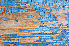 Old painted wood panel background Stock Photos