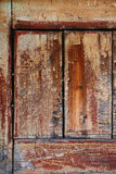 Old painted wood texture Stock Photos