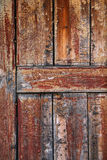 Old painted wood texture Royalty Free Stock Photography