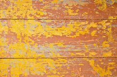 Old painted wood texture Stock Photo