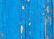 Old painted wood  texture background Royalty Free Stock Photo
