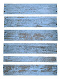 Old painted wood Royalty Free Stock Image