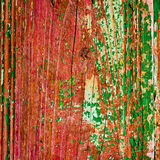 Old painted wood texture background Stock Photos