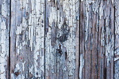 Old painted wood texture. Horizontal shot, vertical line Stock Photo