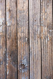 Old painted wood texture. Vertical Stock Photography