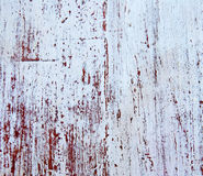 Old painted wood -wall texture Royalty Free Stock Photos