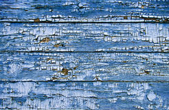Old painted wood -wall  texture Royalty Free Stock Image