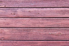 Old painted wood wall Royalty Free Stock Images