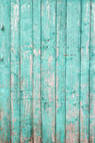Old painted wood wall - texture or background Stock Image