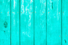 Old painted wood wall - texture or background Royalty Free Stock Photography
