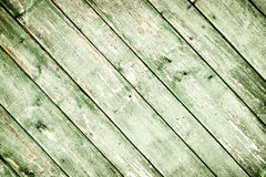 Old painted wood wall - texture or background Royalty Free Stock Photo