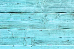 Old painted wood wall - texture or background Stock Photos