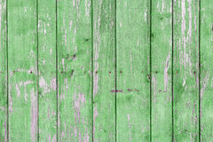 Old painted wood wall - texture or background Royalty Free Stock Photos