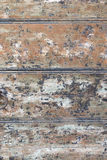 Old painted wooden background Royalty Free Stock Photos