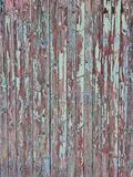 Old painted wooden background Stock Photo