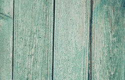 Old painted wooden board Royalty Free Stock Image
