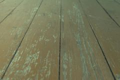 Old painted wooden boards royalty free stock photography