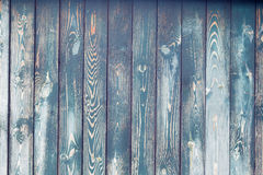 Old painted wooden fence background. Texture for design Royalty Free Stock Photography