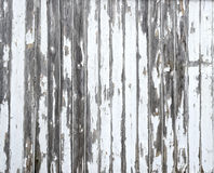 Old painted wooden surface Royalty Free Stock Images