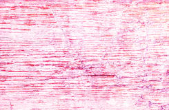 Old painted Wooden texture background of pink Stock Photography