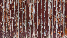 Old painted wooden wall Royalty Free Stock Images