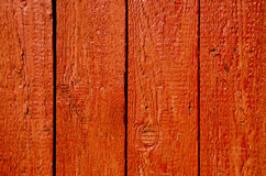 Old painted wooden wall texture Royalty Free Stock Images