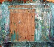 Old Painter Easel Royalty Free Stock Photos