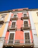 Old Palace. Bari. Apulia. Royalty Free Stock Photos