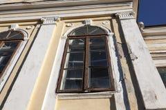 Old palace, Belarus Stock Photo