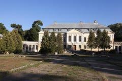 Old palace, Belarus Stock Image