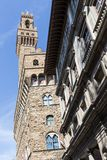 Old Palace (Palazzo Vecchio) in Florence, Italy Stock Photo