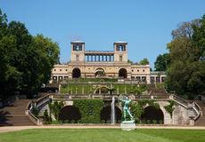 Old palace Potsdam Stock Photo