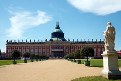 Old palace potsdam Stock Photography