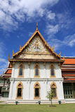 The old palace in Thailand. The old palace in nakornpathom province in thailand Stock Photo
