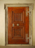 Old Palace Wooden Door Retro Royalty Free Stock Image