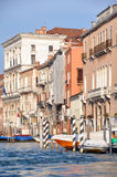 Old Palazzo in Venice, Italy Royalty Free Stock Photo