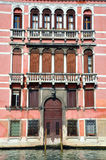Old Palazzo in Venice, Italy Royalty Free Stock Images