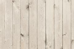 Old pale wood texture. Pale light wood background texture Royalty Free Stock Images