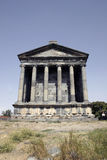 Old pantheon. Garny. Armenia. The Greek-Roman architecture. 1-2 century Stock Photos