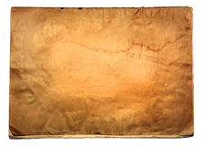 Old paper. For vintage background royalty free stock image
