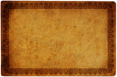 Old paper. Vintage background old paper isolated on white background stock photography