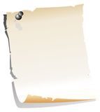 Old paper Stock Photography