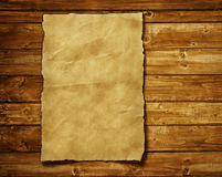 Old paper Royalty Free Stock Photo