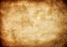 Old paper. Image of old vintage paper texture Royalty Free Stock Photography